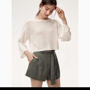 Babaton Marianna Sweater in Chalk, S